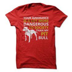 Pit Bull Ignorance