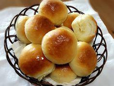 Roti Manis.Sweet Bun.(Tanpa Ulenan)