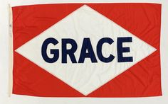 House flag, Grace Brothers and Co. Ltd