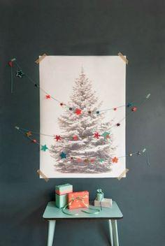 """Dans ce billet, Chantal vous donne une foule d'idées pour réinvienter Noël et aspirer à un Noël """"zéro déchet"""" sans bébelles."""
