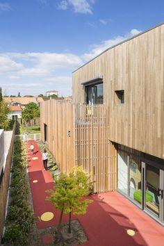 Galería de Guardería D3 / Gayet-Roger Architects - 20