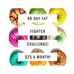 Take my 90 day Fat Fighter Challenge and get my cost of $25!! It Works Fat Fighters curb cravings and blocks up to 70% of fats and carbs from your largest meal of the day.  www.heymisskimmy.itworks.com