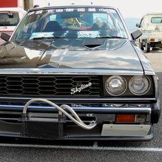 C210 Skyline Japan
