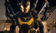 How Yellowjacket Almost Looked In Ant-Man
