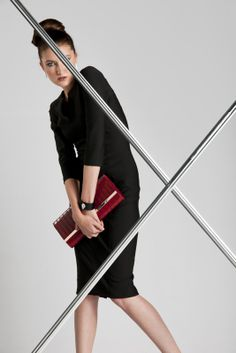 Photographer: Peter Evers Stylist: Raquel Trejo Hair: Mary Quinlan MUA: Maureen Dorney Models: Drea Jen