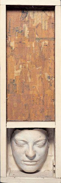 Jasper Johns - untitled 1954