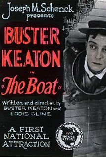 La barca (1921) EEUU. Dir: Buster Keaton, Edward F. Cline. Curtametraxes. Comedia - DVD CINE 2450-III