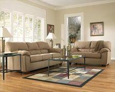 Ashley Two Piece Living Room Set   Nebraska Furniture Mart, $479.98
