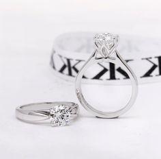 Custom design diamond engagement rings #bykalfinjewellery  #diamondrings #diamondjewellery #engagementrings #collinsst #cbdjewellers #cityjeweller #weddingrings #diamondringsmelbourne #custommaderingsmelbourne #melbournejeweller #bestdiamonds #bestjeweller #jewellers #solitaire #gentsring #melbourne  www.kalfin.com.au