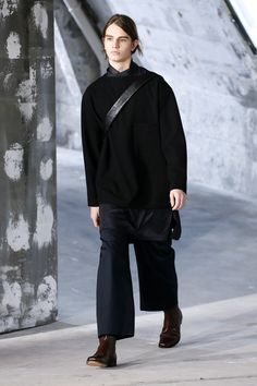 Lemaire | Menswear - Autumn 2018 | Look 7