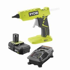 Ryobi Cordless Tools, Roof Insulation, Best Glue, Paint Supplies, Craft Supplies, Electronic Recycling, Glue Sticks, Recycling Programs, Adhesive