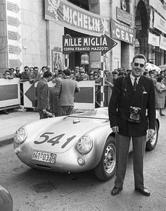 The Mille Miglia