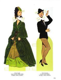 Great Costumes from Classic Movies - Anna Kalinichenko - Picasa Webalbum