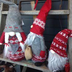 Cute little Christmas gnomes. Sendfresh.ca