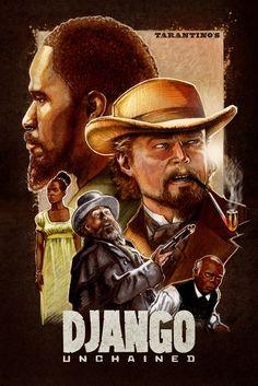 Xombiedirge Horror Artwork Quentin Tarantino Box Office Film Posters Hollywood Scenes