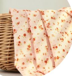 rococo rose cotton 1yard 44 x 36 inches 33323 by cottonholic, $11.20