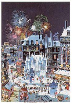 Snow Castle by Hiro Yamagata.