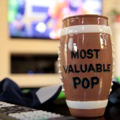 Show details for Most Valuable Pop Football Mug