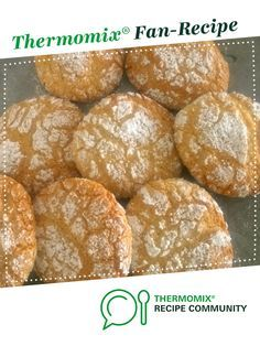 Recipe Lemon biscottini by Wellsrob, learn to make this recipe easily in your kitchen machine and discover other Thermomix recipes in Baking - sweet. Dairy Free Recipes, Baby Food Recipes, Sweet Recipes, Cooking Recipes, Gluten Free, Radish Recipes, Lemon Recipes, Cheddarwurst Recipe, Lemon Biscotti