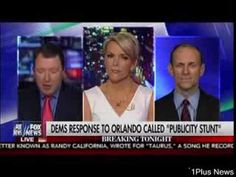 Democrats Response To Orlando Called Publicity Stunt - The Kelly File | 1Plus News