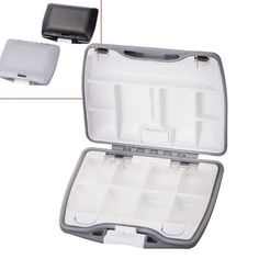 Portable 15 Compartments Two-Side Fishing Tackle Box - Random Color >>> Learn more by visiting the image link.