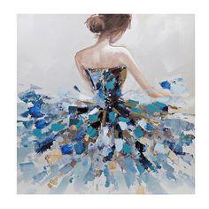 Product Details Balletic Beauty Art Print on Canvas - ART Watercolor Painting Acrylic Painting Canvas, Canvas Art Prints, Canvas Canvas, Ballerina Painting, Dance Paintings, Oil Paintings, Ballet Art, Ballet Dancers, Dance Art