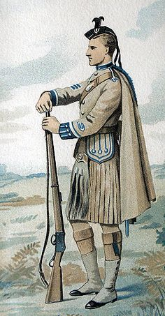 Scotland | Military Tartans | London Scottish