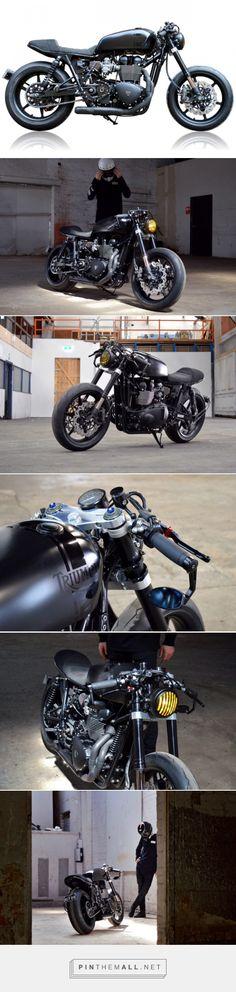 Back In Black  A Bonneville cafe racer resurrection  877e8cb223761