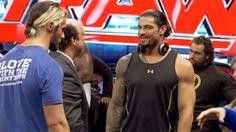 Roman, Seth & The Advocate