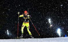 PISTES ski Jana Gereková neige d'hiver