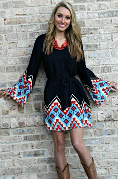 Rolling Rack Boutique - Down South Dress $46.00