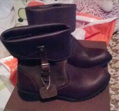 Botas Heartland Footwear gracias a @hannahtorres26 vía instagram.