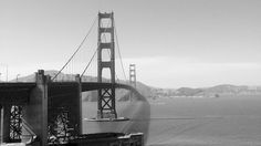 The Bay In Black & White: San Francisco And Berkeley