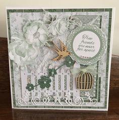 Kaisercraft Memory Lane papers and collectibles Diy And Crafts, Paper Crafts, Bird Cards, Birds 2, Animal Cards, Stamping Up, Scrapbooking Layouts, Cardmaking, Tuesday