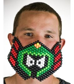 Marvin The Martian Full Size Mask