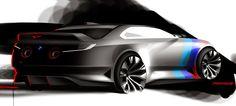 marcell sebestyen: M Car Design Sketch, Car Sketch, Bmw Convertible, Bmw Concept, Bmw 328i, Transportation Design, Bmw Cars, Automotive Design, Super Cars