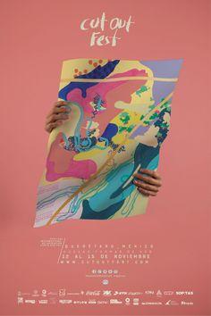 CutOut Fest 2015 (by Flaminguettes) - Festival Internacional de Animacion y Arte Digital