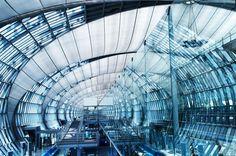 Interesting Facts About Thailand: Suvarnabhumi Airport, Bangkok, Thailand