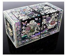 Korean jewelry case