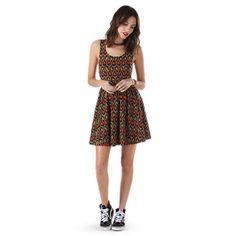 Westminster Dress | Shop Wild Prints at Vans | f a s h i o n ...