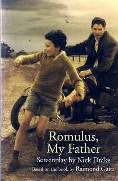 ROMULUS, MY FATHER SCREENPLAY. Romulus, My Father was adapted for the screen by Nick Drake and developed with director Richard Roxburgh over 7 years. The book contains an extended foreword by Raimond Gaita which gives profound insight into the process of moving from memoir to screenplay to film. The published screenplay also includes significant scenes omitted from the film which shed further light on both the story and the process.