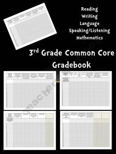 TeachesThirdinGeorgia Shop - | Teachers Notebook