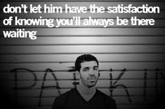 Oh, Drake, you are so profound... which is what makes you so renowned <3 hahaha that rhymed