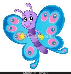 cute butterfly - Google Search