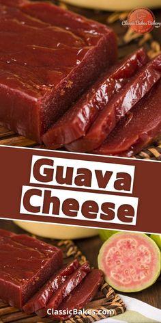 Trinidad Guava Cheese (Guava Paste)