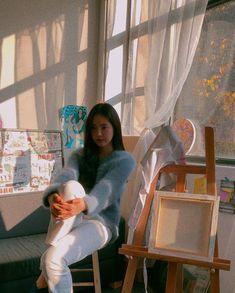 Nayeon Bias Wrecker Korean Ulzzang, Ulzzang Girl, South Korean Girls, Korean Girl Groups, Byun Jungha, Apink Naeun, Son Na Eun, Pink Panda, Angora