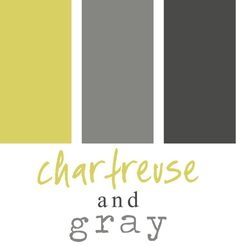 chartreuse paint | Creative Living & Design for the Apartment ...