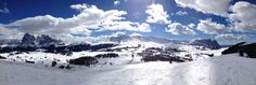 Val Gardena, Sella Ronda, Dolomites, Italy