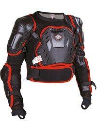 Shot Black 2016 Optimal MX Protection Jacket