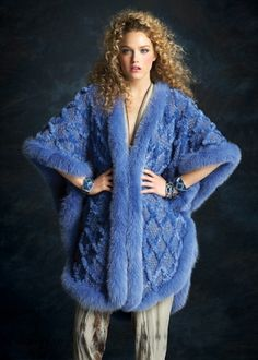 Fur collection made in Canada | Fall Winter 2011-12 Trends | Beautifully Canadian Paula Lishman